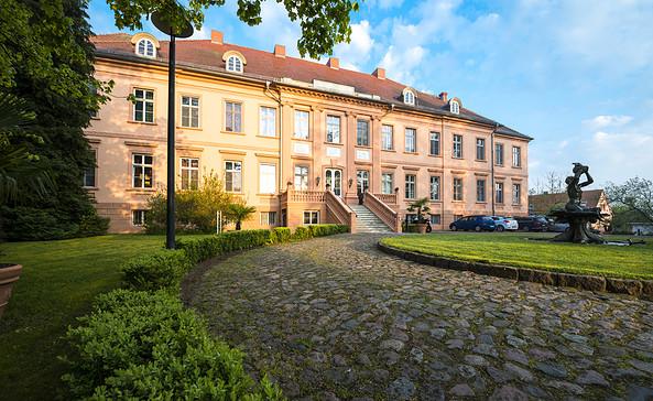 Massage im Schlosshotel Rühstädt, Foto: Fotoarchiv Tourismusverband Prignitz e.V./Prokopy