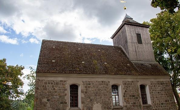 Dorfkirche Chorin, Foto: ScottyScout