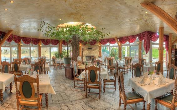 Restaurant im Hotel Alte Fischerkate