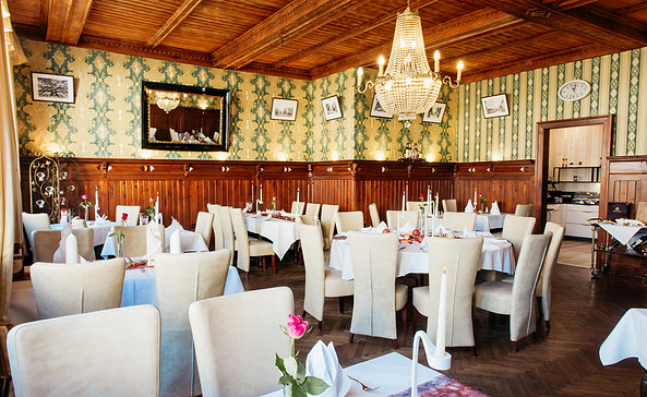 """Historisches Hotel und Restaurant """"Deutscher Kaiser"""""""