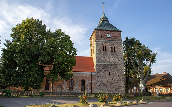 Immanuelkirche, Groß Schönebeck