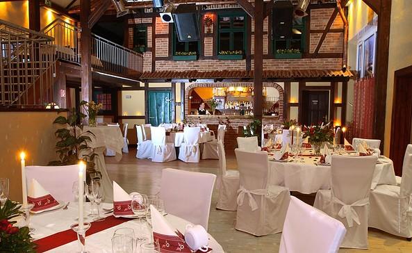 Kulturscheune Schilde - Restaurant