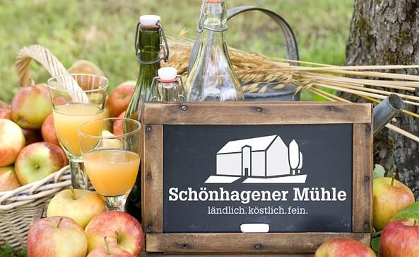 Bistro in der Schönhagener Mühle