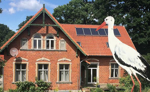 Elbeglück - Pension und Gartenlokal am Elbdeich