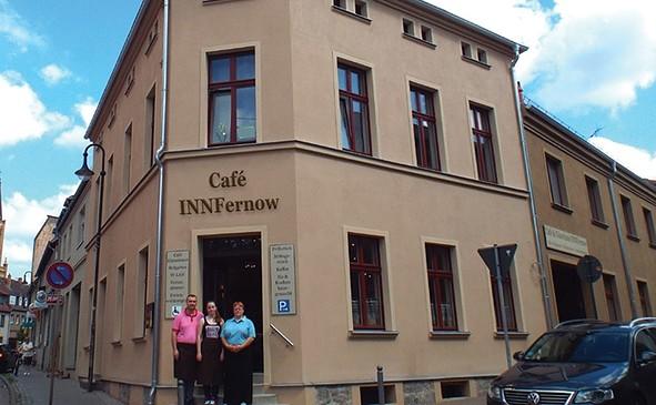 Gästehaus INNFernow
