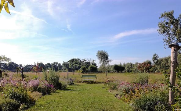 Hortus Terrigenus - Der Vielfältige Landschaftsgarten, Foto: Ariane Hofmann
