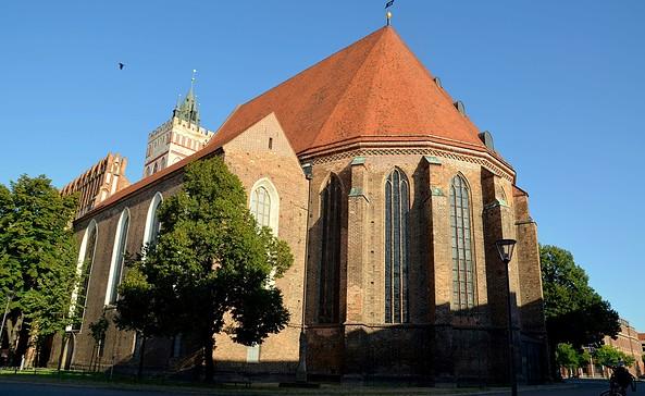 Marienkirche, Foto: Aneta Szcześniewicz