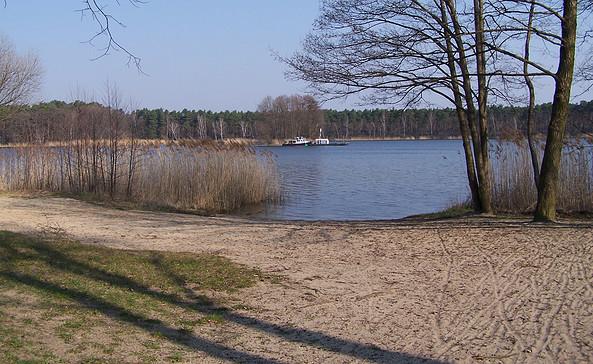 Badestelle Klein Köriser See, Foto: Tourismusverband Dahme-Seen e.V.