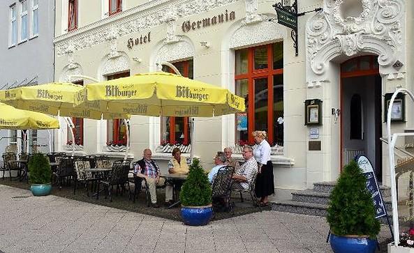 "Hotel ""Germania"" (Wittenberge)"