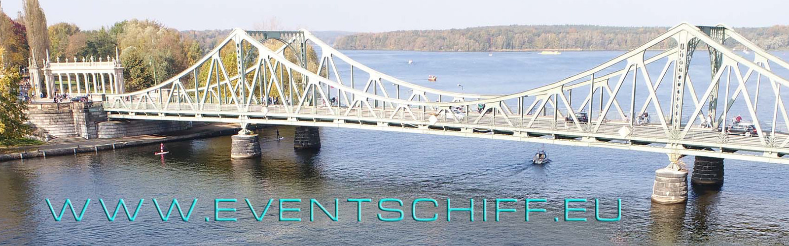 Glienicker Brücke (c) AHOI Yachting Winkler 2019