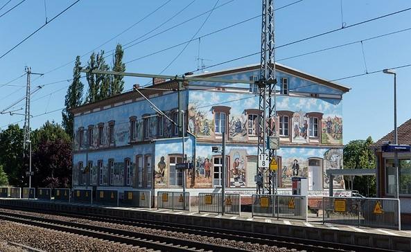 Ferienwohnungen im BahnhofsQuartier Bad Wilsnack