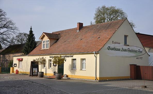 Gasthaus Zum Seddiner See, Foto: Tourismusverband Fläming e.V.