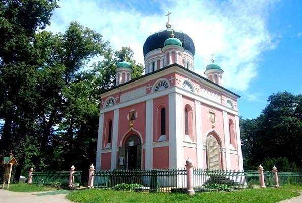 Alexander-Newski-Kapelle © TMB-Archiv Kolbmüller