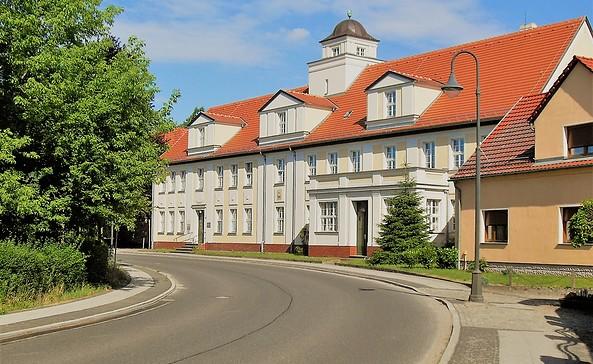 Luisenhof oder ach Ambulatorium von Lieberose, Foto: TEG