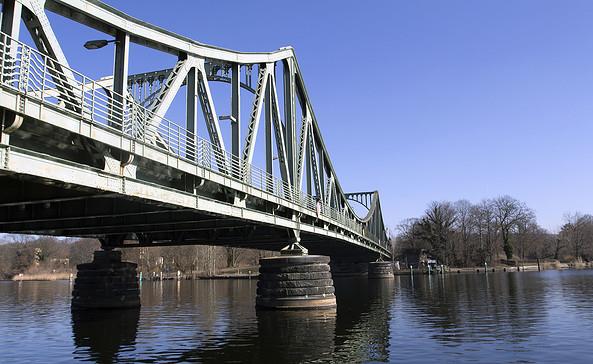 Glienicker Brücke, Foto: PMSG/ Artem Heißig