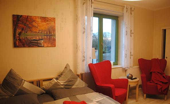 Pension Pusteblume, Ferienzimmer Foto: Herr Schnell