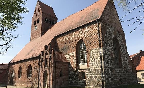Stadtkirche St. Nikolai Kremmen, Foto: TMB K. Lehmann