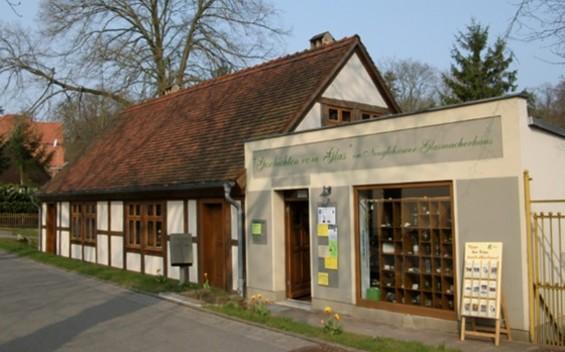 Glasmacherhaus Neuglobsow