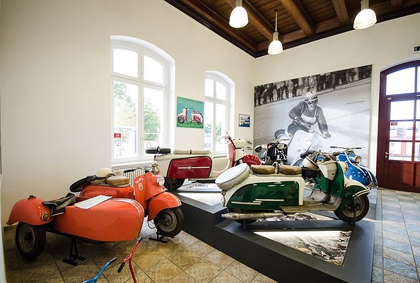 Stadt- und Technikmuseum Ludwigsfelde, Foto: Pressestelle der Stadt Ludwigsfelde