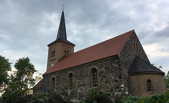Dorfkirche Jühnsdorf, Foto: Tourismusverband Fläming e.V.