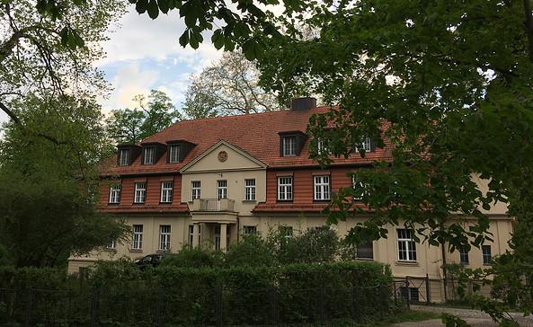 Herrenhaus in Jühnsdorf, Foto: Tourismusverband Fläming e.V.