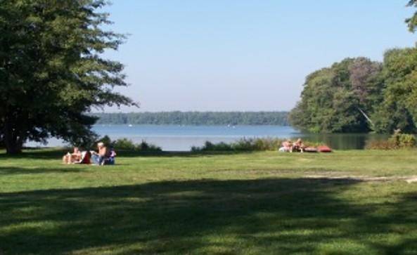 Badewiese Wernsdorf Krossinsee, Foto: Tourismusverband Dahme-Seen e.V