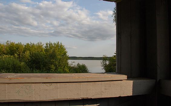 Vogelbeobachtungsturm Rietzer See