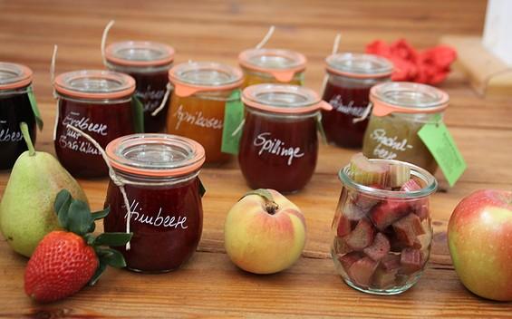 Rosenrot & Feengrün – Die Marmeladenmanufaktur