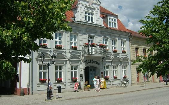 Stadtinformation Beeskow
