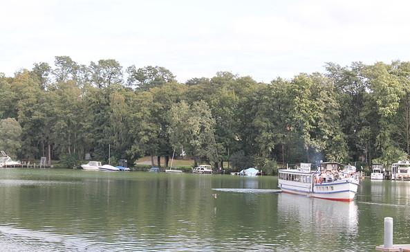 Blick auf den Schwielochsee, Foto: TEG