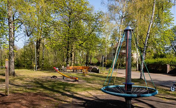 Spielplatz Tonteiche in Neue Mühle, Foto: Tourismusverband Dahme-Seen e.V.