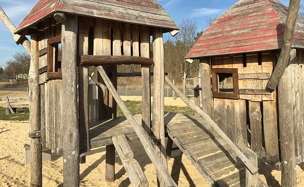 Spielplatz im Zeuthener Winkel, Foto: Tourismusverband Dahme-Seen e.V.