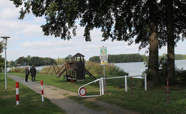 Direkt am Leichhardt-Ufer gelegen, Foto: TEG