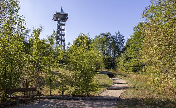 Aussichtsturm Meurostollen, Foto: TMB-Fotoarchiv/ScottyScout