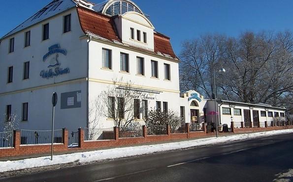 Restaurant Im Hotel Weisser Schwan Flaming Zossen
