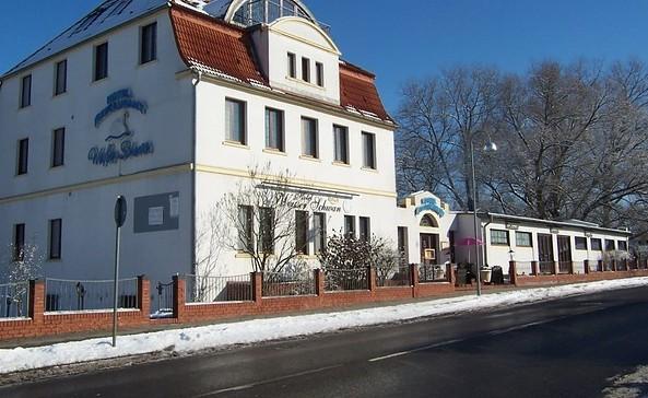 Hotel Weißer Schwan in Zossen, Foto: SADE