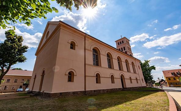 Stadtkirche Liebenwalde, Foto: TMB-Fotoarchiv/Steffen Lehmann