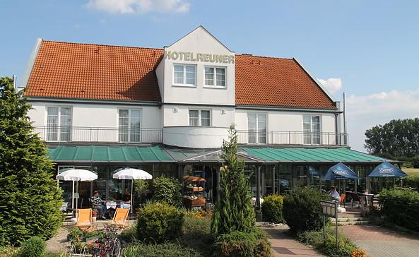 Restaurant im Flair Hotel Reuner in Zossen, Foto: Daniel Reuner