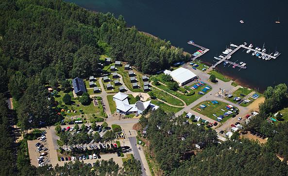 Hafencamp Senftenberger See, Foto: Zweckverband Lausitzer Seenland Brandenburg, Mario Hambsch