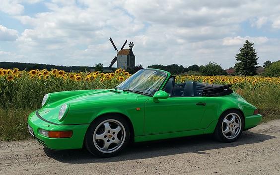 Boxer-Tours - Touren und Events mit Klassik Porsche 911