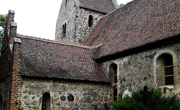 Marienkirche in Zaue, Foto: TEg