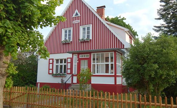 Ferienhaus Rautendelein Familie Riha
