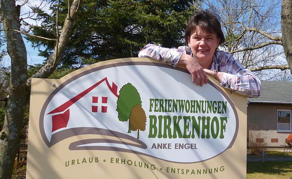 Ferienwohnung Birkenhof Anke Engel