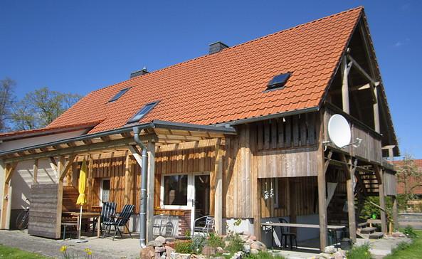 Ferienwohnung im Landhaus Li Scha in Zernikow