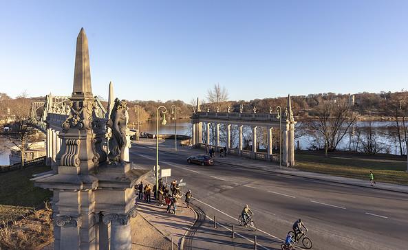 Glienicker Brücke, Foto: André Stiebitz