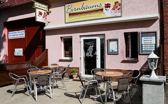 Birnbaum's Eiscafé