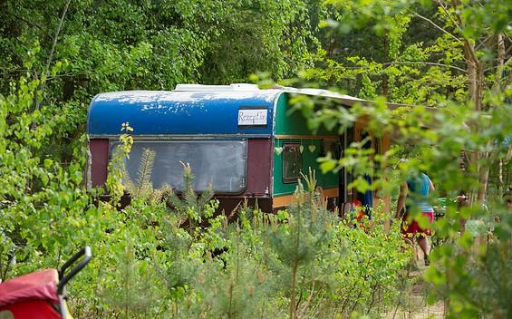 Wilde Heimat Campingplatz