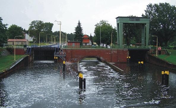 Schleuse Wernsdorf, Foto: Tourismusverband Dahme-Seen e.V.