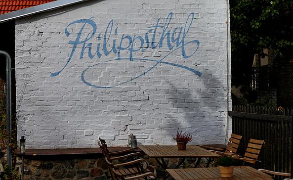 Exterieur, Foto: Restaurant Philippsthal
