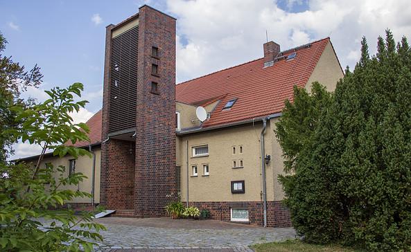 Katholische Kirche St. Joseph in Peitz, Foto: _TMB-Fotoarchiv/ScottyScout